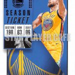 '18-'19 CONTENDERS [NO.86] Stephen Curry – ステフィン・カリー