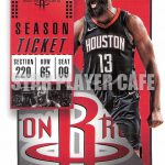 '18-'19 CONTENDERS [NO.38] James Harden – ジェームズ・ハーデン
