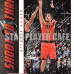 2018-2019 THREADS BASKETBALL SHOT TO THRILL NO.4 TRAE YOUNG – トレイ・ヤング
