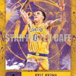 '18-'19 COURT KINGS [NO.77] Kyle Kuzma – カイル・クーズマ