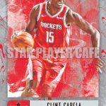 '18-'19 COURT KINGS [NO.85] Clint Capela – クリント・カペラ