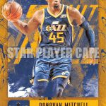 '18-'19 COURT KINGS [NO.92] Donovan Mitchell – ドノバン・ミッチェル