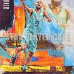 2018-2019 COURT KINGS BASKETBALL [NO.26 RENAISSANCE MEN] TONY PARKER – トニーパーカー