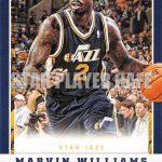 2012-2013 PANINI BASKETBALL NO.117 Marvin Williams –マービン・ウィリアムズ