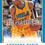 2012-2013 PANINI BASKETBALL NO.241 Anthony Davis – アンソニー・デイビス