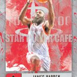 '18-'19 COURT KINGS [NO.65]  JAMES HARDEN – ジェームス・ハーデン