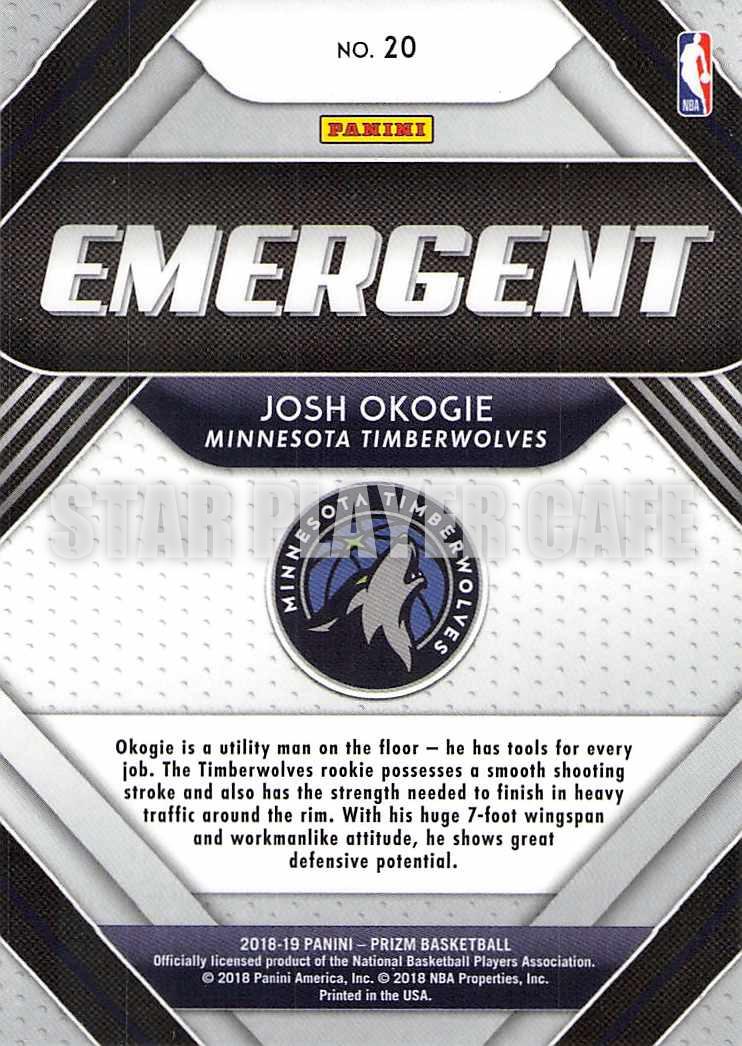 1819PZ0020-JOSHOKOGIE-EMERGENT