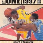 '96-'97 UpperDeck Kobe Bryant vs コービーブライアント vs シャリーフ・アブドゥル=ラヒーム