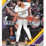 2019-2020 DONRUSS BASKETBALL NO.80 Anthony Davis – アンソニー・デイビス