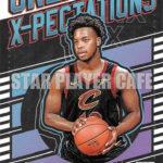 Darius Garland – ダリアス・ガーランド 2019-2020 DONRUSS BASKETBALL GREAT X-PECTATIONS NO.19