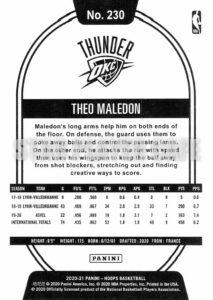 2021HP0230-THEOMALEDON