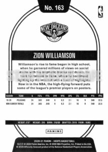 2021HP0163-ZIONWILLIAMSON